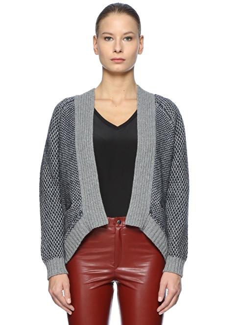 Semi Couture Hırka Antrasit